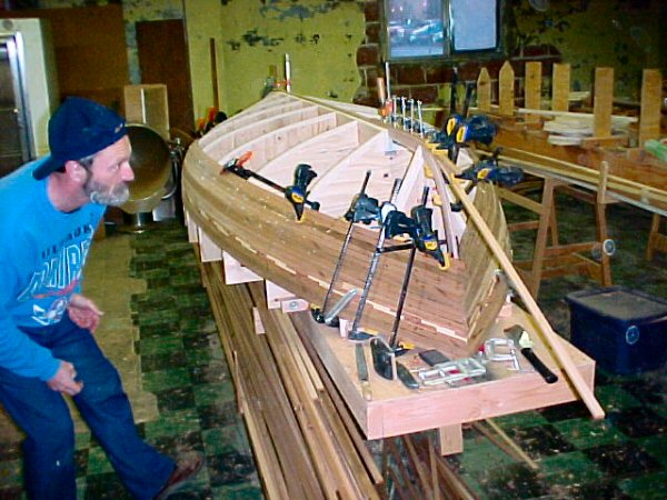 Drift Boat Plans – in The