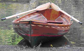 Wherry Row Boat
